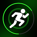 Step Tracker - Pedometer Walking App Step Counter icon