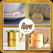 Stylish Name Maker On Gold  Stylish name generator