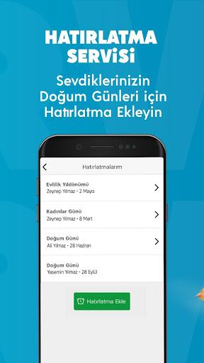 Cicek Sepeti u2013 Online Gift and Flower Store 5.2.2 screenshots 5