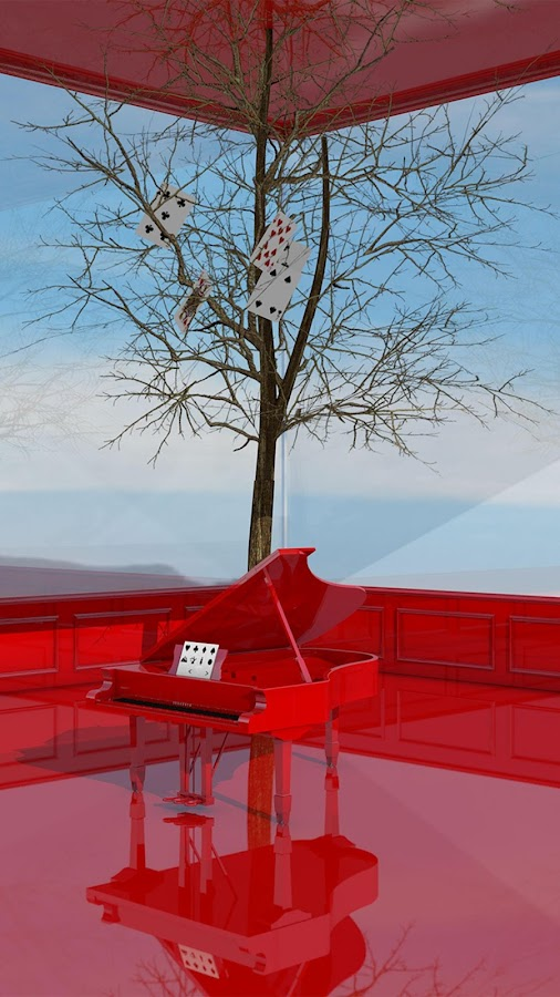 Escape Game: Red room- screenshot