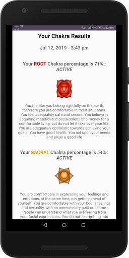 Chakra Personality Test : Balancing your Chakras hack tool