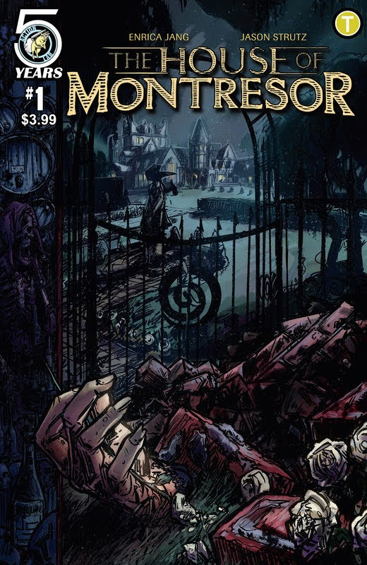 The House of Montresor (2014) - complete