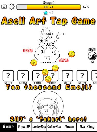 Yukkuri tap coin idle game
