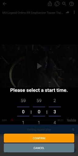 YouTube Repeat Player PRO - Loop YouTube Videos.  screenshots 5