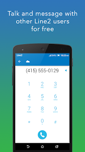 Line2 - Second Phone Number- screenshot thumbnail