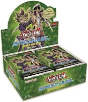 Yu-Gi-Oh! Battles of Legend: Hero's Revenge Booster Box Trading Card Game