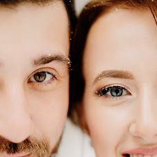 Wedding photographer Darya Gerasimenko (Darya99). Photo of 25.02.2018