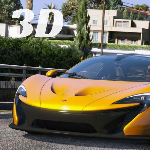 McLaren Driving Simulator 3D