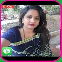 Indian Real Bhabhi Online Desi Chat icon