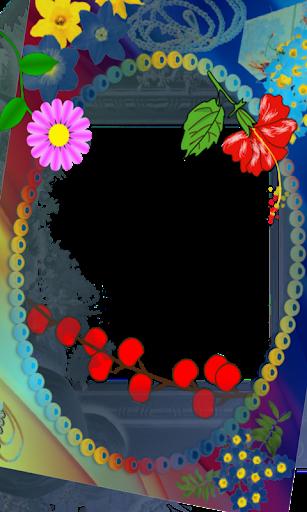 wills Photo flower Frames
