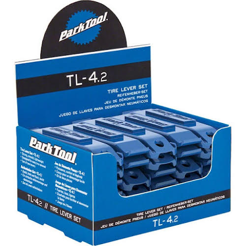 Park Tool Counter Display TL-4.2 Tire Levers Box 25