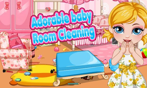 Adorable Baby Room Cleaning- screenshot thumbnail