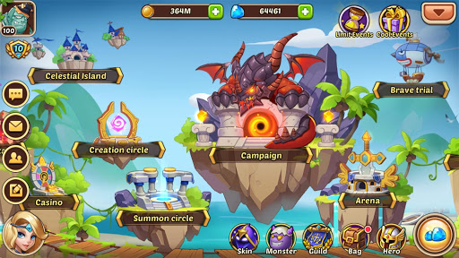 Idle Heroes - screenshot