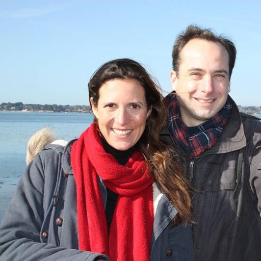 Edouard et Charlotte participent à la course des deux châteaux 2015 au profit de L'Arche