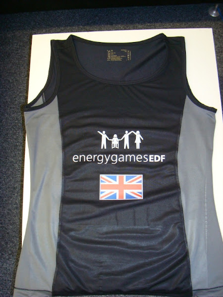 Photo: Logo'd Athletic Vest