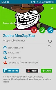Zap Grupos- screenshot thumbnail