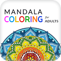 Mandala Coloring for Adults icon