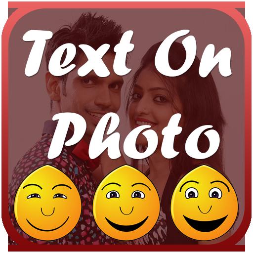 Text on Image/ Photo 娛樂 App LOGO-硬是要APP