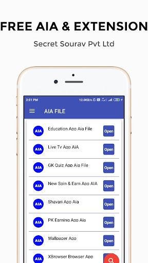 Secret Sourav (YT) - Extension & AIA File screenshot 2