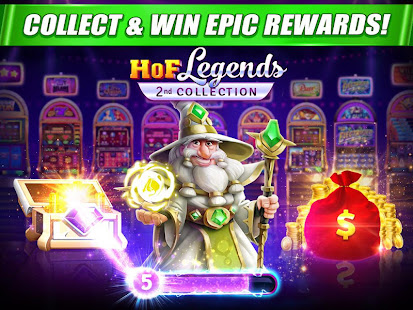 Game Slots Casino: House of Fun - Slots Free with Bonus APK for Windows Phone