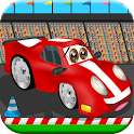 Cars Games For Toddlers Kids icon