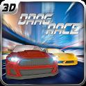 Super Drag Race 3D 2016 icon