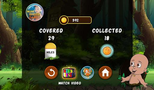 Chhota Bheem Jungle Run 1.56.3 screenshots 5
