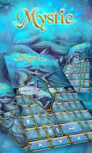 Mystic GO Keyboard Theme