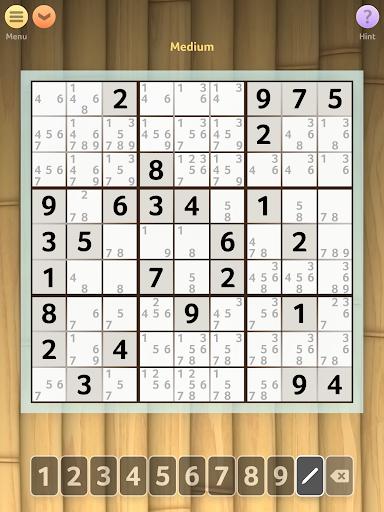 Sudoku+ Varies with device screenshots 12