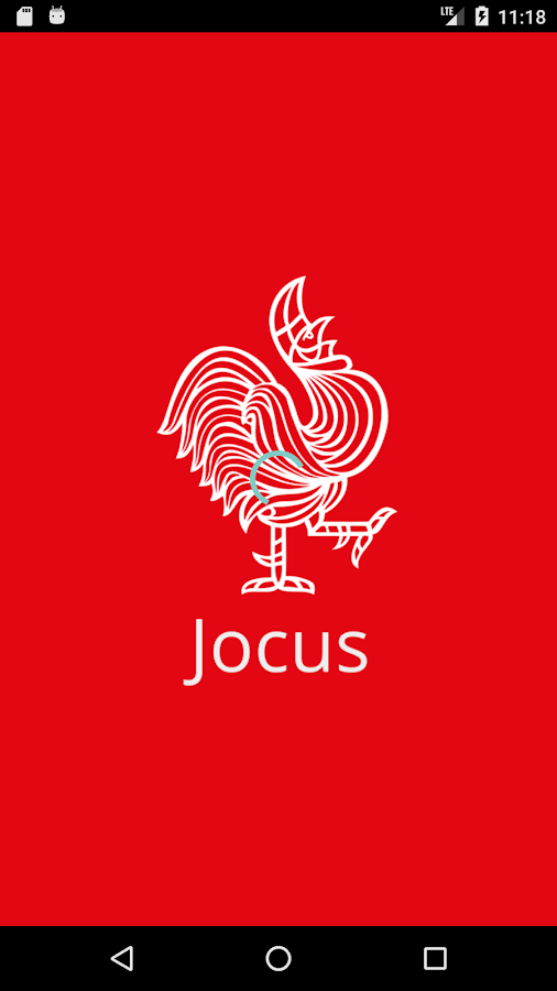 Jocus- screenshot