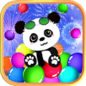 Panda Rescue Heroes Pop - New Bubble Shooter Ball icon