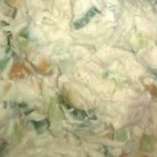 Chicken Salad with Cashews.