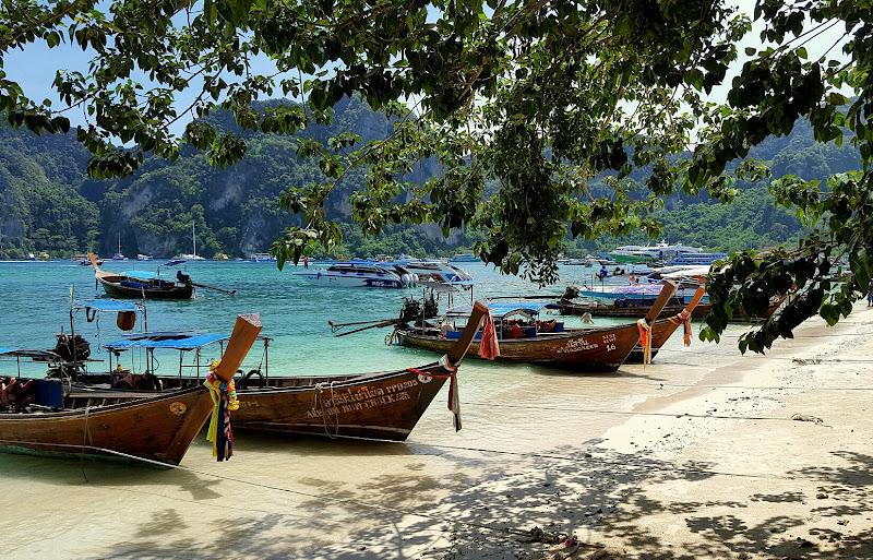 Longtail Boat di Marcopag