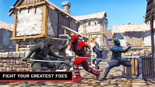Ninja Battleground Survival 1.14 screenshots 4