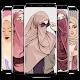 Hijab muslima Wallpapers cartoon