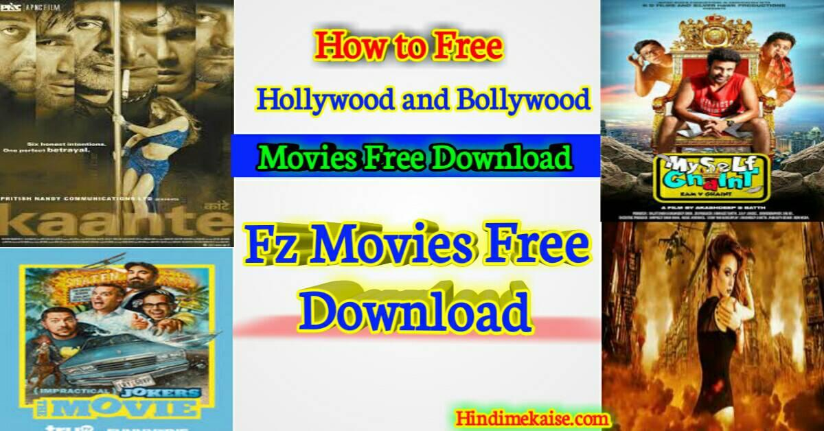 FZMovies-Download Free Bollywood Hollywood Movies FZMovies dubbed Hindi