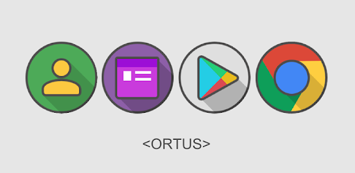 Ortus Icon Pack Pro app for Android screenshot