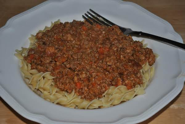 Bolognese Sauce My Way Recipe