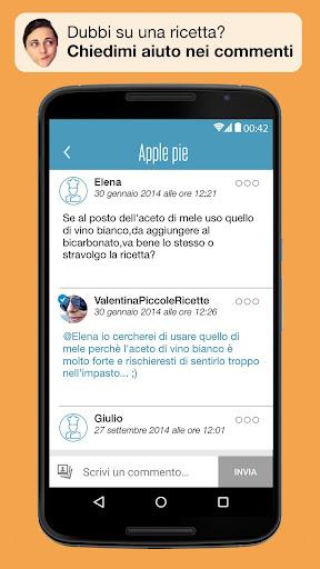 Piccole Ricette  screenshots 2