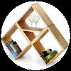 بسيطة مشروع خشبي دي