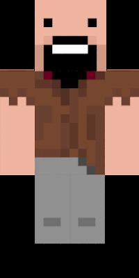 The Skin of Notch Minecraft Skin