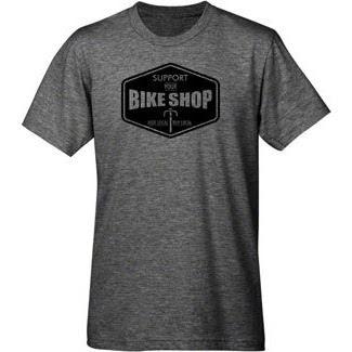Mechanical Threads Support Your Local Bike Shop 2 T-Shirt