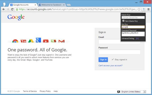 MS Password Generator