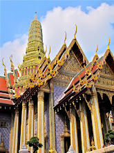 Photo: Temple of the Emerald Buddha