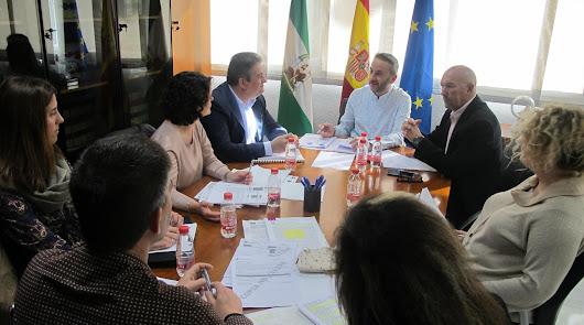 Tres proyectos industriales de Almería y Fines, respaldados por la Junta