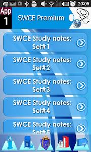 SWCE Social Work Clinical Exam screenshot 0