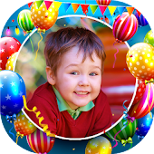 Birthday And Kids Frames Android Apps On Google Play