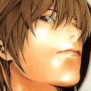 Yagami Light Pop HD Anime New Tab Page Theme