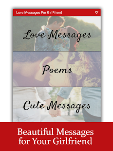 Love Messages for Girlfriend ♥ Flirty Love Letters Android Apps
