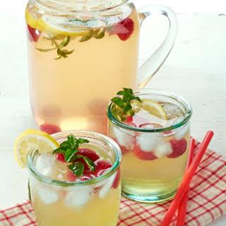 Sparkling Honey Lemon-limeade.